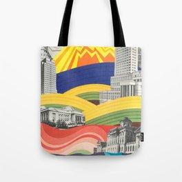 The Big City Tote Bag