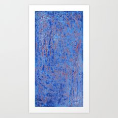 S&M (Sinew and Muscle) Art Print