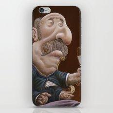 Leopold Floreffe iPhone Skin
