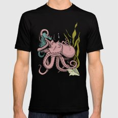 My Little Pony (Color) Mens Fitted Tee MEDIUM Black