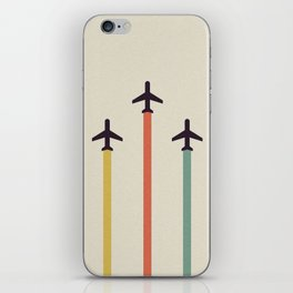 Airplanes iPhone Skin