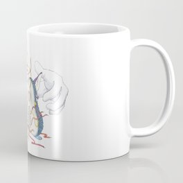 Firby Skull Coffee Mug