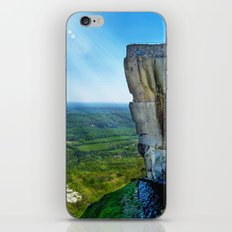 Lover's Leap iPhone Skin