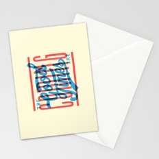The Good Times are Coming Stationery Cards