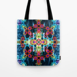 Albany Centered (Twilight) Tote Bag