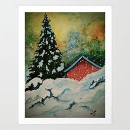Its Christmas Time!! Art Print