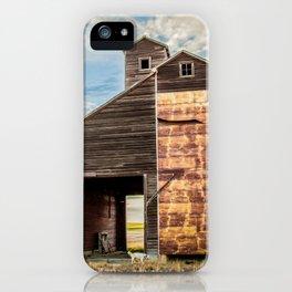 Grain Elevator 5 iPhone Case