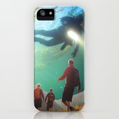 Among The Seaweed iPhone (5, 5s) Slim Case