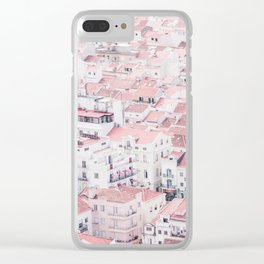Urban View Clear iPhone Case