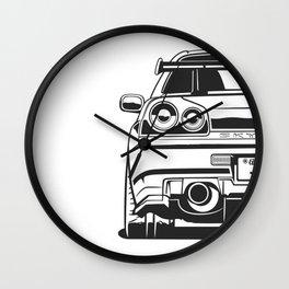 R34 Wall Clock