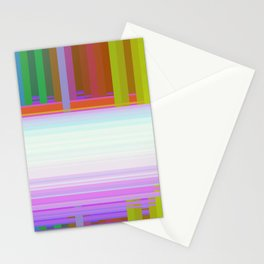 Opposing Forces Stationery Cards