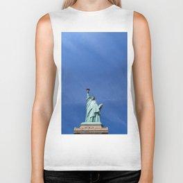 Lady Liberty X - NYC Biker Tank