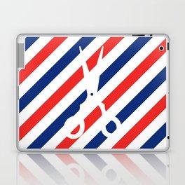 Barber Scissors Laptop & iPad Skin