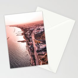 Magical Sunset Stationery Cards