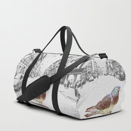 Dove in Italy Duffle Bag