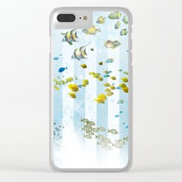 SEA LIFE Clear iPhone Case