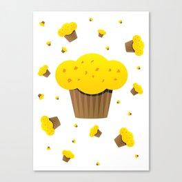 Fake cake Canvas Print
