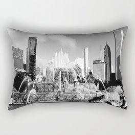 Masterpiece of Chicago Rectangular Pillow