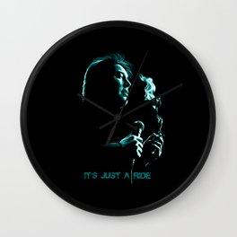 Bill Hicks 1961-1994 – It's Just A Ride Wall Clock
