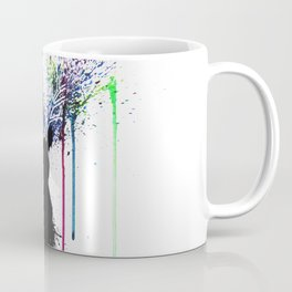 Colorful deer Coffee Mug