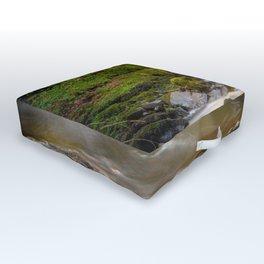 Glenariff Falls Outdoor Floor Cushion