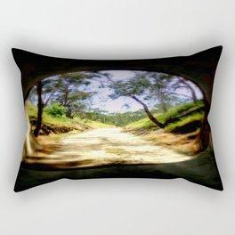 Cheviot Tunnel Rectangular Pillow