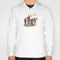 the goonies Hoodies featuring the goonies by Robert Deutsch