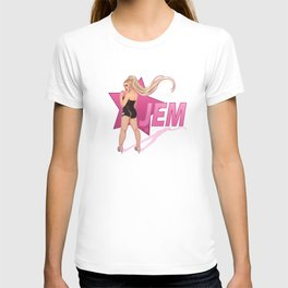 Jem The Queen by Guido Fiato T-shirt