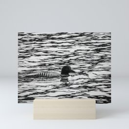 Loon Sighting Mini Art Print