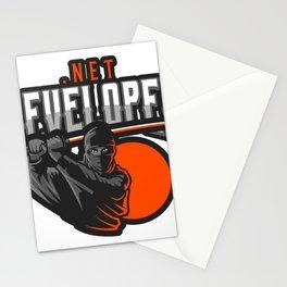 Motivated .NET Developer Stationery Cards
