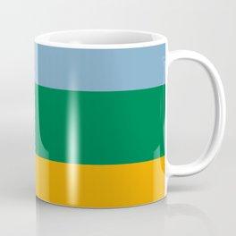 Exotic Stripes Print Coffee Mug