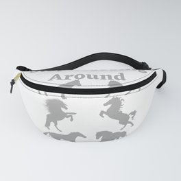 Stop Horsing Around - GR Fanny Pack