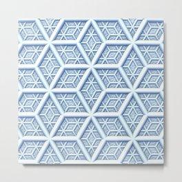 Ice is Nice Metal Print