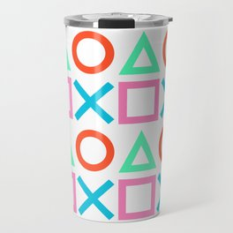 Play Pattern 2 Travel Mug