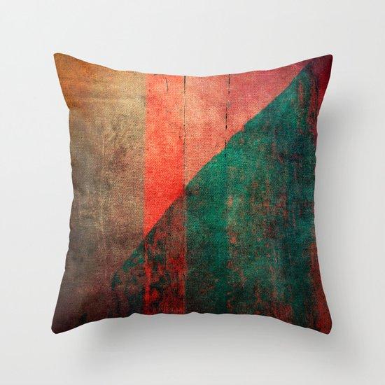 A Idade da Terra (The Age of the Earth) Throw Pillow