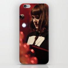 Kate Nash iPhone & iPod Skin
