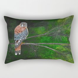 Bean of Mountsberg by Teresa Thompson Rectangular Pillow