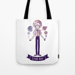 STAR BOY Tote Bag