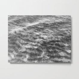 Crystal Clear Lake Michigan Metal Print