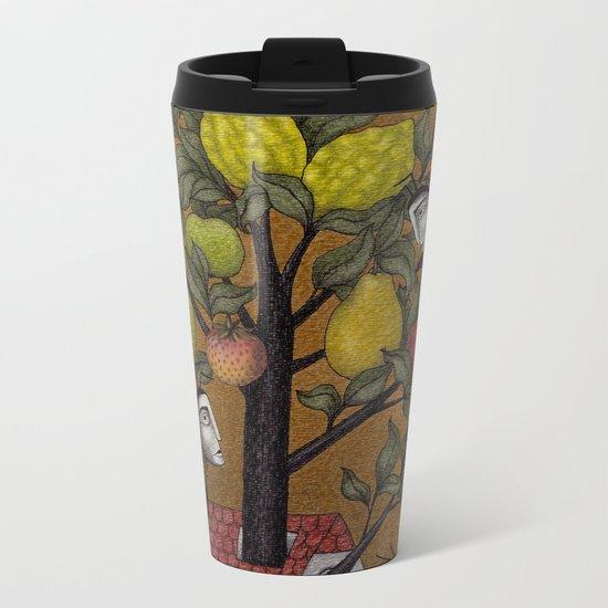 We need the BEE! Metal Travel Mug