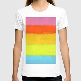 Rainbow Painting T-shirt