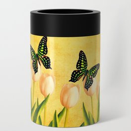 In the Butterfly Garden Can Cooler