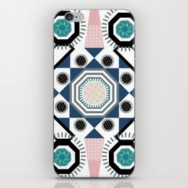 Pastel Mandala iPhone Skin