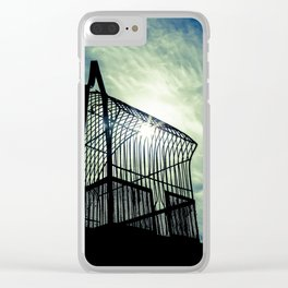 To Catch The Light Clear iPhone Case