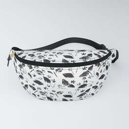 046/100: STRAGGLER DAISY [100 Day Project 2020} Fanny Pack