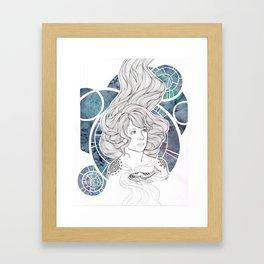 Sea Song Framed Art Print