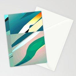 Oblique Art Stationery Cards