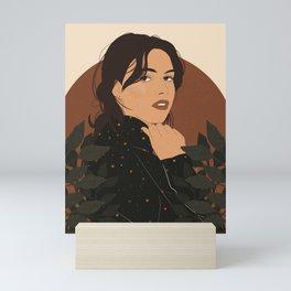 Starry Top Mini Art Print