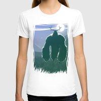 yeti T-shirts featuring Yeti by Megalomatthew