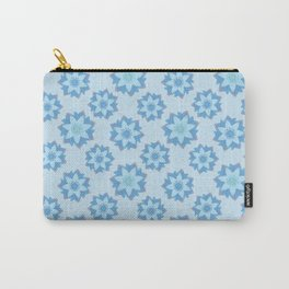ENLIGHTENED Lotus Pattern Carry-All Pouch